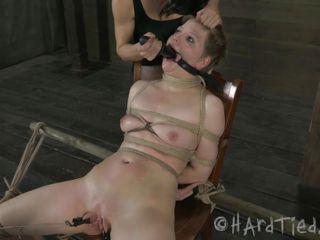 a gratifying cum-hole torture