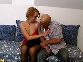 older persons looking for some enjoyment