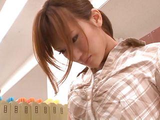 fragile oriental beauty brutalized by her boss