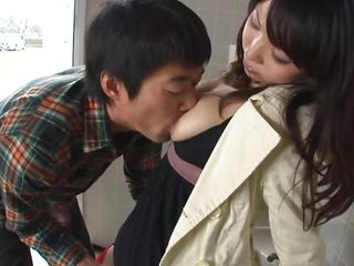 oriental milf craves it from behind