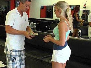 Hello blondie... wanna make additional money?