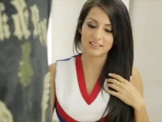 Brunette hair Teen Fucking Hard,By Blondelover