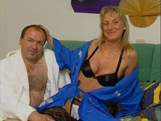 Hot German Aged Couple Sex