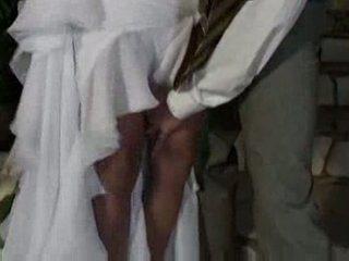 Wedding night pleasures for Bride and Groom
