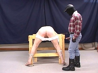 Sexually excited Pig Daddy Torturing Horny G