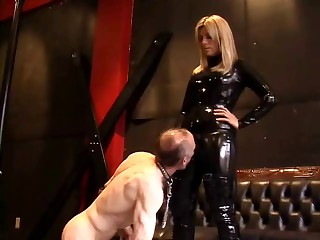 Hot Domination with Sexy Corporalist