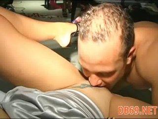 Strumpets sucking in disrobe club
