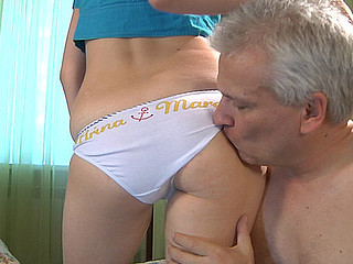 Cecilia&Caspar daddy sex act