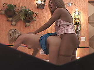 Sara transsexual dicking hotty on movie