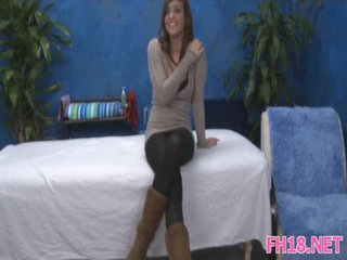 Cute 18 year old girl gets drilled hard