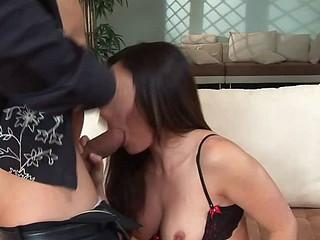 Kaiya Lynn gazoo penetrated and facialized