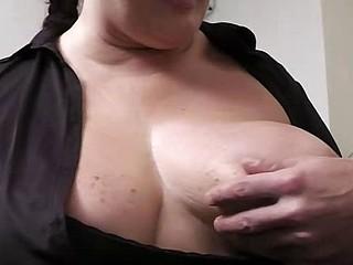 Fat girl works for a bonus