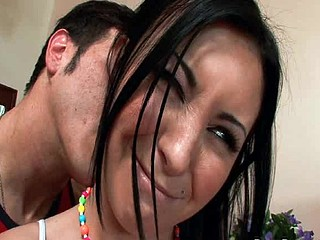 Legal Age Teenager Slut Jackie Daniels can't get sufficiently cock!
