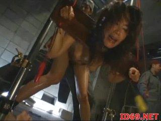 Japanese AV Model cutie masturbates