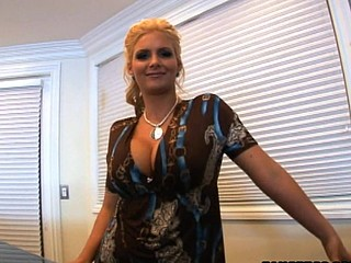 Drunk angel Phoenix Marie with big arse is having sex