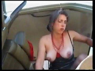 Naughty British Mature Housewife - JANE