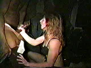 Bitch Wife Gangbanged in Theater - Cireman