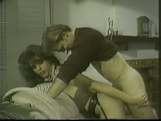 Vintage transsexual maid acquires drilled by a host
