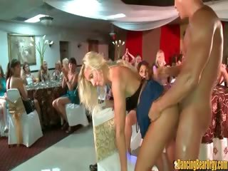 Amateur Blonde Fucked and Facialed by Stripper