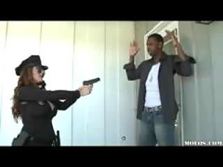 Police Women Loves It Black!