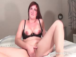 Solo scene with older teasing assets