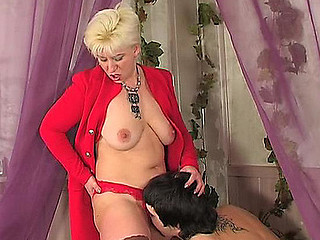 Penny&Adam red sexy older act
