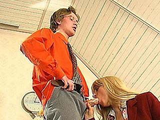 Alana&Tobias astounding mama on video