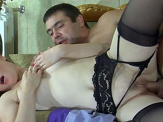 Rita&Bobbie nasty nylon clip