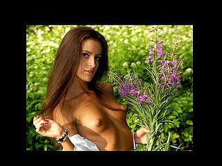 Back to nature nubile nika needs a wonderful firm hand on her sexy round a-hole.