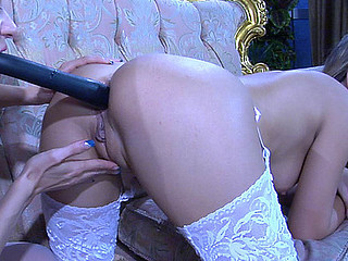 Denis&Rosa nifty anal lesbo clip