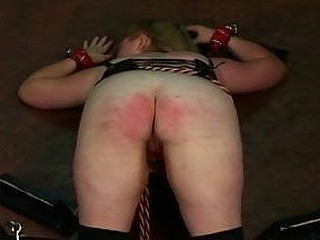 Bruised Butt cheeks & a Tortured Bawdy cleft