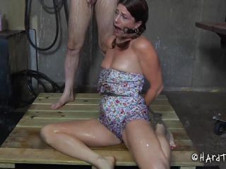 scared girl fucked by a fat old fart