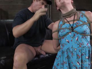 dominated and mouth drilled