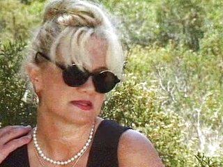 Bea Dumas-German Mature drilled in the Hood
