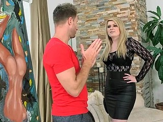 Cum-Hole-hammering with a sexy mother I'd like to fuck in front of cameras