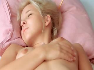 luxury panties and pussy masturbation