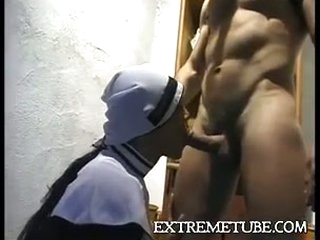 Nasty TS Nun