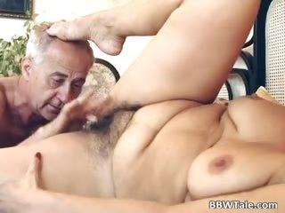 Hot older blonde having fun and slutty part5
