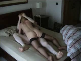 Cheating Blonde Wife Riding BF&amp,#039,s Shlong on Hidden Web camera