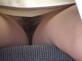 Curly Upskirt
