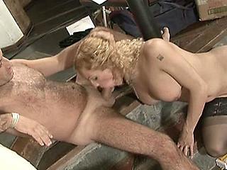 Karina&Fernando sexually excited sheboy on episode