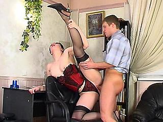 Gwendolen&Bertram vehement nylon action