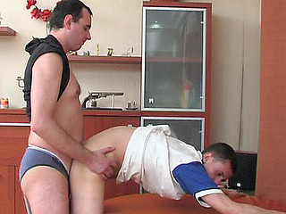 Frank&Lewis gay/straight seduction scene