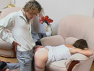 Sophia&Mike pantyhose sex episode