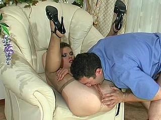 Alana&Paul naughty hose movie scene