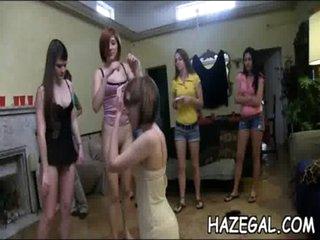 Lucky fellow satisfies gals