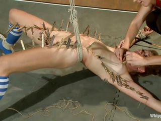 lesbo castigation and domination in the locker room