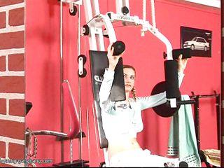 juvenile teen banged in gym