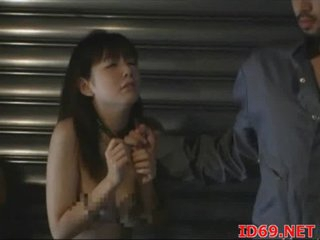Japanese AV Model in a void urine movie