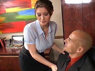 Good secretary need to suck and fuck